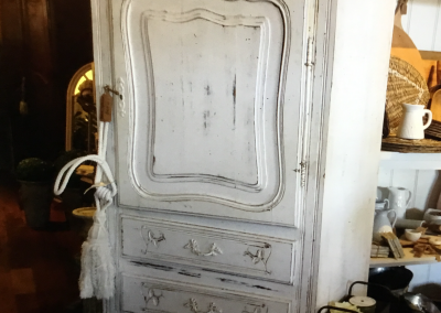 Single French Wardrobe/ Cupboard